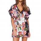 NWT NANETTE LEPORE S Havana Tropical swimsuit cover up tunic dress gorgeous