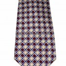 NEW KITON Napoli silk suit tie necktie classic multi-color gold wine 7 fold