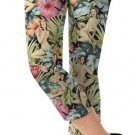 NWT LOUDMOUTH Golf Island 0 capris pants cropped $95 ladies Hawaiian trousers