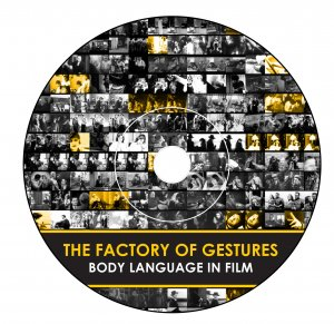 DVD The Factory of Gestures | Body Language in Film