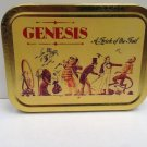 Genesis, Rock Band Music Classic Cigarette Tobacco Storage 2oz Tin