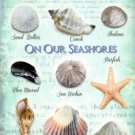 Seashells Seaside Collection House Kitchen Bathroom Beach Medium Metal/Tin Sign