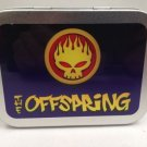 Offspring American Punk Rock Band Music Cigarette Tobacco Storage 2oz Hinged Tin