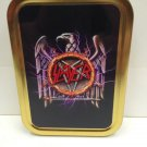Slayer, Thrash Metal Heavy Rock Band Music Cigarette Tobacco Storage 2oz Tin