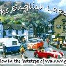 Wainwright The Lake District VW Camper Car Old Classic Medium Metal/Tin Sign