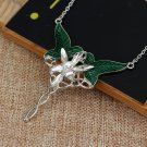 Hobbit Lord Of The Rings Elven Leaf  #01 Necklace & Pendants Jewelry Lord of the Rings Movie