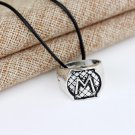 City of Bones The Mortal Instruments #02 Pendant Necklace jewelry COB Movie