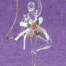 25558 ~ Spun Glass Ballerina ~ Ceramic Treasures