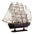 30697 ~ 4 Masted Ship ~ Ceramic Treasures