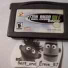 Final Round Golf 2002 GameBoy Advance GameBoy Games GBA SP