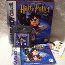Harry Potter Sorcerers Stone Game Boy Games GameBoy GBA