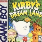 Kirby's Dream Land Game Boy Games GameBoy GB GC GBA SP