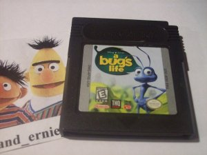 a bug's life Game Boy Games GameBoy GBAGames Advance SP