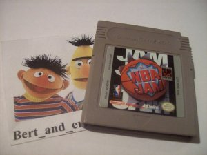 NBA JAM Game Boy Games GameBoy GBAGames Advance SP $7.49