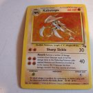 Kabutops Pokemon Card 9/62 FREE Shipping