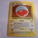 Electrode Pokemon Card 2/64 FREE Shipping