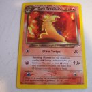 Dark Typhlosion Pokemon Card 10/105 FREE Shipping