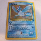 Articuno Pokemon Card 2/62 FREE Shipping