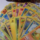 Pokemon Cards With Pokemon Tin / Bank