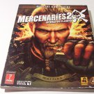 Mercenaries2 World In Flames Mercenaries 2 Official Game Guide PRIMA - FREE SHIPPING