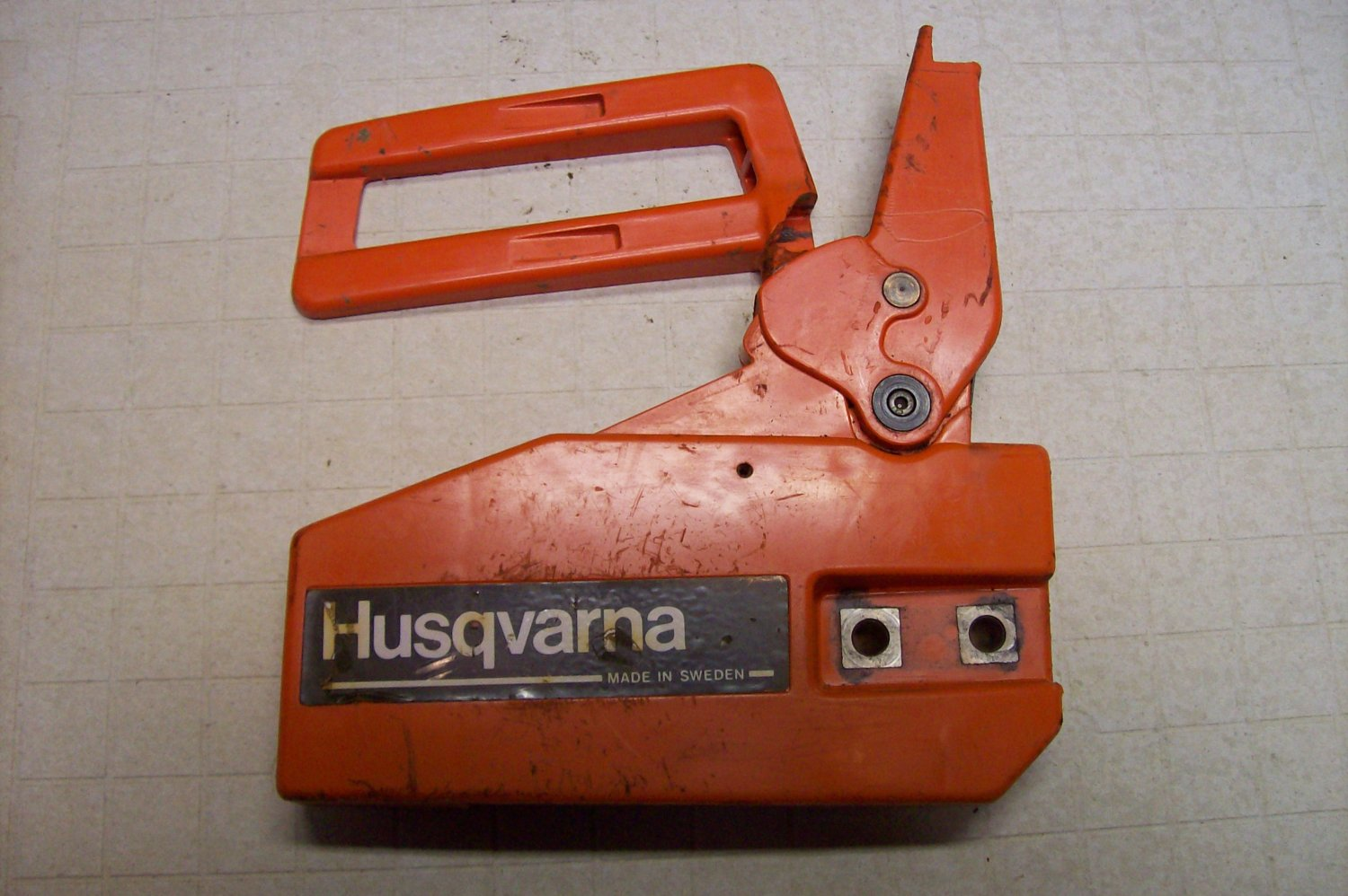 Husqvarna 40 Chainsaw Chain Saw Brake Husky Vintage 1985