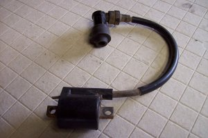 2005 Yamaha TTR125 TTR 125 L IGNITION COIL OEM Part# 3KJ-82310-10-00