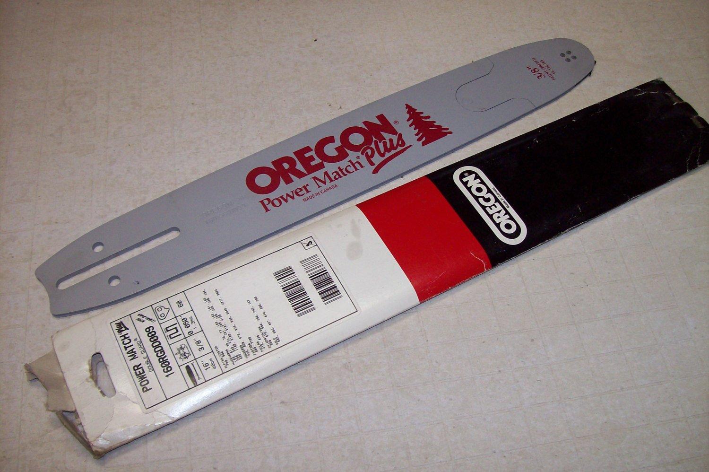 """NEW Oregon PowerMatch Plus Chain Saw Bar 16"""" Husqvarna ChainSaw"""