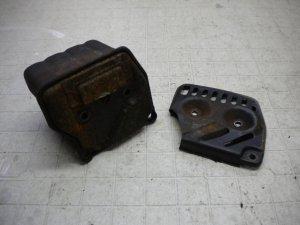 Redmax G450AVS Chainsaw Muffler 2672-15110 G 450 AVS Chain Saw G450