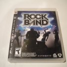 Rock Band PS3 Playstation Used Video Games Game only