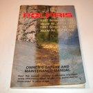1997 Polaris Scrambler 500 400 Owners User Manual User's Guide Owner's