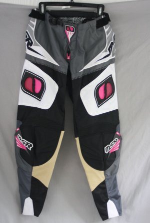 NEW Girls Pink Tucker Rocky MSR NXT MX Racing Motocross Motorcycle Pants 30
