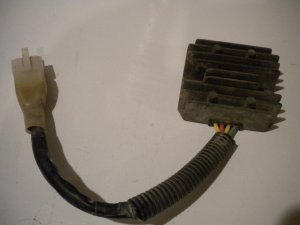 1984 Honda Big Red 200 Voltage RECTIFIER ASSY., REGULATOR
