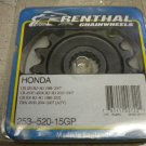 Renthal Chainwheels CR 250 450 500 TRX  Sprocket Honda 253-- 520-15GP