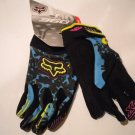 Fox 360 Gloves motocross cycling size LARGE motorcycle dirt bike
