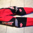 Fox Motocross Pants ATV Riding 180 size 24 New Without Tags