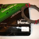 New Vesrah Clutch Disc Set Honda XR100 CRF100 TRX90 TRX125 TRX200 XR CRF TRX 90 100 125 200