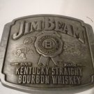 Jim Beam Belt Buckle Used