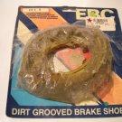 EBC Grooved Brake Shoes 705G KDX KL KLF KLT KX KXT 220 250 185 450 420 400