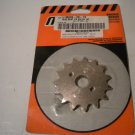 MOOSE COUNTERSHAFT SPROCKET 15T HONDA 325-15 CR80 CR85 XR70 CRF70 XR50 CRF50 CR XR CRF 50 70 80 85
