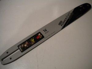 "Oregon 16"" Power Sharp Chainsaw Bar Blade Guide Chain Saw Redmax Echo Dolmar HomeLite Husqvarna"