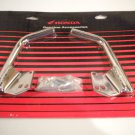 HONDA VTX1800 VT750 VTX1300 OEM GRAB RAIL KIT CHROME P/N 08U95-MCH-100