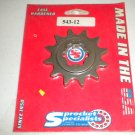 SUZUKI RM465 RM500 LT 1982 Front Countershaft Sprocket Specialists 543 12 RM 465 500
