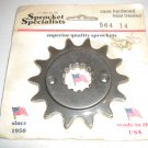 TRX400EX TRX450EX TRX450R XR600 NX650 XR650 Front Sprocket Specialists 564 14 tooth 14t