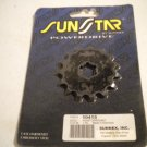 KX RM PW KDX TTR DT RT BW Front Sprocket SunStar 10415 15 tooth 15t