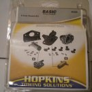 Hopkins 48405 6-Pole Round Connector Kit