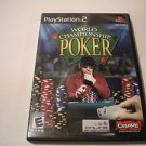 World Championship Poker  (Sony PlayStation 2, 2004)