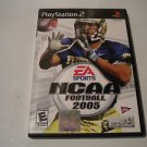 NCAA Football 2005  (Sony PlayStation 2, 2004)