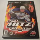 NHL Hitz 20-03  (Sony PlayStation 2, 2002) PS2 Used Video Games Game