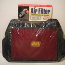 HONDA VFR750 UNI AIR FILTER  INTERCEPTOR 1990-1997 P/N NU-4122