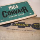 1964 corvair owners guide chevy gm clasic vintage Owner's Manual